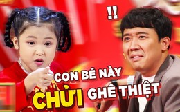 Em bé 8 tuổi xin phép được mắng chửi Ngô Kiến Huy trên sóng truyền hình