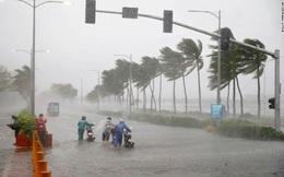 Diễn biến của cơn bão số 6 ra sao?