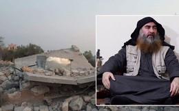 """Chiến sự Syria: Sự thật bất ngờ về vật khiến thủ lĩnh IS """"sa lưới"""" và bức tử trong đường hầm ở Idlib"""