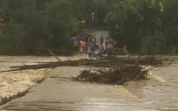 Hoàn lưu bão số 5 Matmo đe dọa 117 hồ chứa hư hỏng, đang sửa chữa
