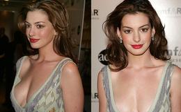 """Nhan sắc nóng bỏng của """"nữ thần sắc đẹp đương đại Hollywood"""" Anne Hathaway"""