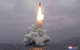 Tên lửa Triều Tiên không phải bắn từ tàu ngầm