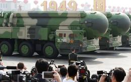 """""""Bộ ba hạt nhân"""" của Trung Quốc lộ diện, sức mạnh quân sự sánh vai Mỹ """"không còn xa"""""""