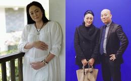 Mang thai đôi ở tuổi U50, mẹ chồng ca nương Kiều Anh hạnh phúc tiết lộ giới tính của con