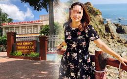 Nữ trưởng phòng tỉnh ủy Đắk Lắk chỉ học hết cấp 2 viết đơn xin thôi việc