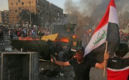 Iraq: Biểu tình đẫm máu toàn quốc, 31 người chết