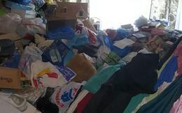 Cụ bà sống giữa căn nhà ngập ngụa 12 tấn rác suốt 30 năm, phải mất tới một tuần để dọn sạch