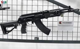 Vũ khí hiện đại nước ngoài tại Triển lãm Quốc phòng-An ninh ở Hà Nội