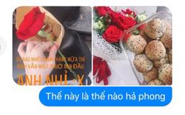 """Khoe người yêu tặng hoa và bánh, cô gái """"đứng hình"""" khi phát hiện sự thật nhờ tấm ảnh của chị bạn"""