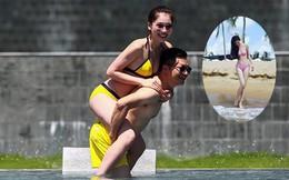 Vợ kém 16 tuổi của Shark Hưng: Vẻ ngoài nóng bỏng, không mặn mà với showbiz dù là á hậu