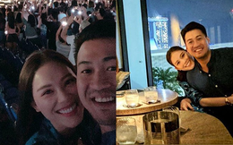 Công khai hẹn hò 1 tháng, Phillip Nguyễn - Linh Rin thoải mái ôm nhau, tình cảm thắm thiết nơi công cộng