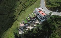 Nhà hàng Panorama xây trái phép trên đèo Mã Pì Lèng