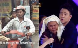 Trấn Thành tặng xe máy, điện thoại và có hành động khó tin trước hoàn cảnh 2 bố con nghèo