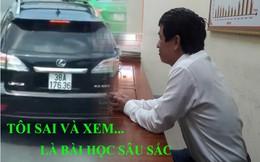 Xe Lexus ngáng đường xe cứu hỏa: Tài xế ra trình diện, thừa nhận sai và xem là bài học sâu sắc
