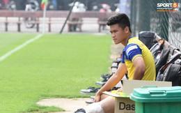 Đối thủ cạnh tranh của Đức Chinh tại U22 Việt Nam chấn thương trước thềm trận đấu với U22 UAE