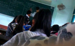 SỐC: Phụ huynh ở TP.HCM âm thầm gắn camera trong lớp, ghi cảnh cô giáo đánh, kéo tai hàng loạt học sinh