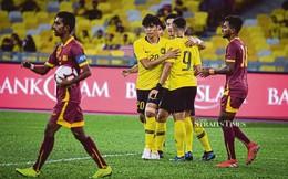 """Đại thắng 6-0, Malaysia hồ hởi """"nắn gân"""" Việt Nam trước đại chiến tại Mỹ Đình"""