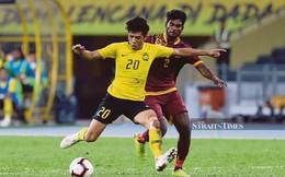 """Báo Malaysia tự tin khoe thành tích của chân sút """"một tay che trời"""" trước trận gặp Việt Nam"""