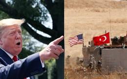 """Tuyên bố sắc lạnh: Ông Trump đe dọa """"hủy diệt và xóa sổ"""" nền kinh tế của Thổ Nhĩ Kỳ vì một lí do đơn giản"""