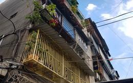 """Nhiều hộ dân Sài Gòn vẫn tự """"nhốt"""" trong """"chuồng cọp"""""""