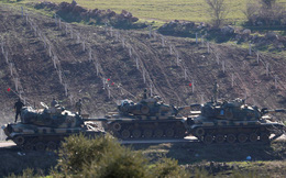 Syria bị quân nước ngoài vây chặt, Mỹ ớn lạnh vì lo sợ?