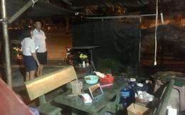 Ném bom xăng vào quán cà phê chòi võng ngay trước mặt chủ quán