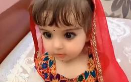 Tiểu mỹ nhân Tân Cương 5 tuổi đã xinh tựa thiên thần gây sốt, báo Hàn xuýt xoa trông hệt như công chúa Jasmine trong Aladdin