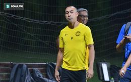 """Tiền đạo chủ lực Malaysia: """"Tôi tự tin sẽ vượt qua được Văn Hậu và xé lưới ĐT Việt Nam"""""""