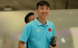 Đoàn Văn Hậu đã chính thức về Việt Nam hội quân