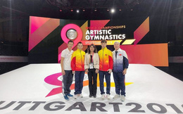 Lý do bất ngờ giúp thể dục dụng cụ Việt Nam giành vé Olympic thứ 2