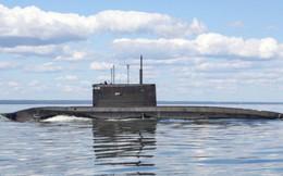 Nga thử nghiệm tàu ngầm Kilo thế hệ mới
