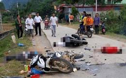 Tai nạn giao thông ở Lạng Sơn, 1 người chết, nhiều người bị thương