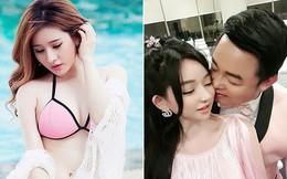 Chân dung người đẹp vừa để lộ loạt ảnh ôm ấp, tình tứ với ca sĩ Quang Lê