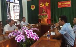 Nguyên lãnh đạo Ban Dân vận Tỉnh ủy có 2 tên trong hồ sơ