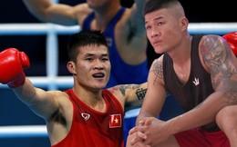 Trương Đình Hoàng thăng tiến trên bảng xếp hạng boxing châu Á