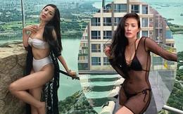 Bạn gái cũ của ca sĩ Lương Bằng Quang tung loạt ảnh mặc bikini gợi cảm