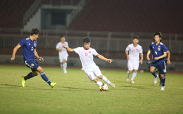 U19 Việt Nam 0-0 U19 Nhật Bản: U19 Việt Nam xuất sắc cầm hòa Nhật Bản