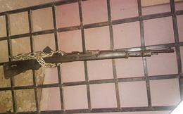 Khẩu súng của nữ du kích Lai Vu
