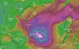 Hàng loạt sân bay đóng cửa, hàng không hoãn, hủy hàng chục chuyến để tránh bão Nakri đang tiến sát bờ
