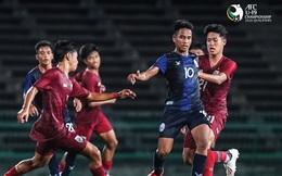 Vượt Thái Lan nhưng bế tắc trước đội nhược tiểu, Campuchia thấp thỏm chờ vé dự VCK châu Á