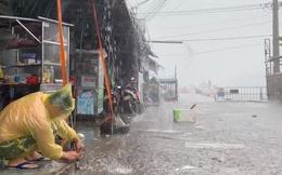 Bão số 6 chỉ còn cách bờ biển các tỉnh từ Bình Định đến Khánh Hòa khoảng 170km