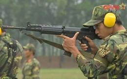Lễ xuất quân Đoàn bắn súng quân dụng Quân đội đi thi đấu giải AARM-29