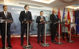 """Tây Balkan muốn thành lập """"tiểu Schengen"""""""