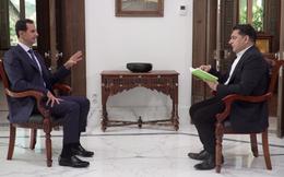 Tổng thống Assad cáo buộc châu Âu tài trợ khủng bố nhưng lại lo sợ làn sóng người tị nạn Syria