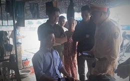Sau tai nạn, tài xế xưng thiếu tá quân đội và tỏ thái độ bất hợp tác