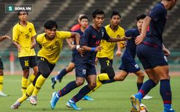 """HLV Malaysia sung sướng, """"nổ"""" tưng bừng sau khi đá văng Thái Lan khỏi giải châu Á"""
