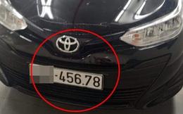 Bấm được biển số đẹp, chủ xe hơi ngay lập tức rao bán lên mạng xã hội