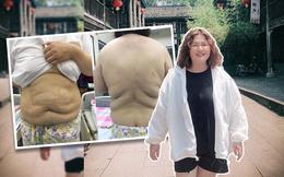 """Biến mất 2 năm, hút 8 lít mỡ và hình ảnh hiện tại gây sốc của """"hot girl ngàn cân"""" Thủy Tiên"""
