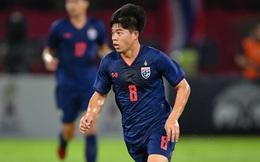 """Học theo Iniesta, sao trẻ giúp Thái Lan """"nhấn chìm"""" UAE được FIFA khen hết lời"""