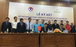 Tập đoàn Hưng Thịnh tài trợ chi trả lương cho HLV Park Hang Seo và các chuyên gia